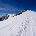 """Der letzte """"Anstieg"""" © Gipfelfieber.com"""