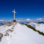 Das Gipfelkreuz des Jägerkamp © Gipfelfieber.com