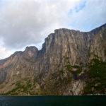 Der Kjerag vom Lysefjord aus © Gipfelfieber.com