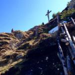 Der Alternativweg auf den Gipfel kommt ohne Kraxelei aus © Gipfelfieber.com
