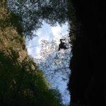 Die Seilbrücke lässt sich auch unten umgehen © Gipfelfieber.com
