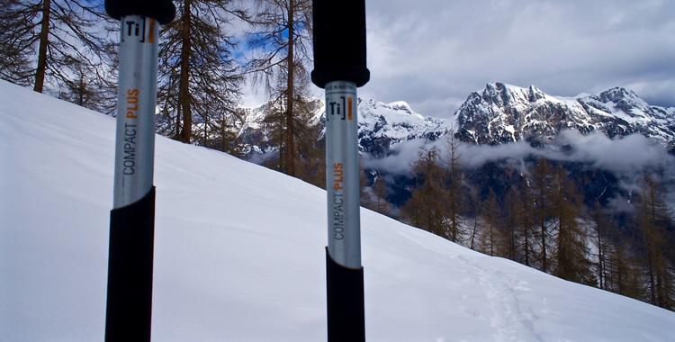 Langzeittest: Komperdell Titanal Compact Plus Trekkingstöcke © Gipfelfieber.com