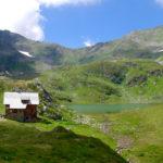 Feldnerhütte mit dem Glanzsee © Gipfelfieber.com