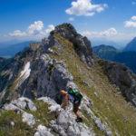 Kraxelei am Grat © Gipfelfieber.com