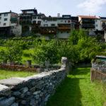 Häuser in Thusis © Gipfelfieber.com