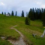 Die letzten Meter zur Reuttener Hütte © Gipfelfieber.com