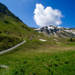 Unschwieriger Steig zum Galtjoch © Gipfelfieber.com