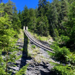 Viel zu stabile Hängebrücke © Gipfelfieber.com