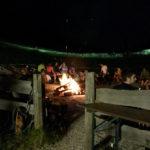 Lagerfeuer an der Mordaualm © Gipfelfieber.com