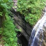Die Wasserfallbrücke © Gipfelfieber.com