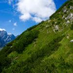 Die Scharte ist fast erreicht © Gipfelfieber.com