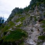 Einstieg in den Klettersteig © Gipfelfieber.com