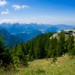 Bergstation der Tegelbergbahn © Gipfelfieber.com