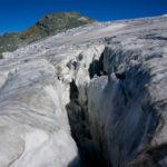 Gletscherspalte © Gipfelfieber.com