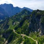 Abstieg vom Wiesensattel © Gipfelfieber.com