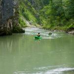 Kajakfahrer auf dem Tiroler Achen © Gipfelfieber.com