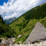 Aufstieg im Weittal © Gipfelfieber.com