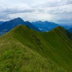 Mähbergjoch und Gratverlauf © Gipfelfieber.com