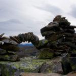 Kunstwerk am Wegesrand © Gipfelfieber.com
