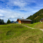 Die Enningalm Hütte © Gipfelfieber.com