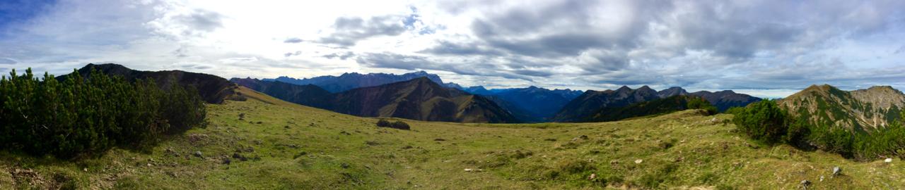 Zugspitzpanorama © Gipfelfieber.com