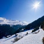 Bergpanorama im Skigebiet ©Gipfelfieber