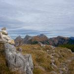 Steinmandl am Gipfel © Gipfelfieber.com
