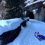 Schlitteln nach Vals ©Gipfelfieber
