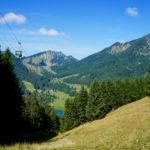 Unter der Taubensteinbahn ©Gipfelfieber