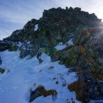 Kurze Klettereinlage ©Gipfelfieber