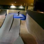 Rampe in der Freestyle Academy ©Gipfelfieber