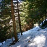 Steiler Abstieg ©Gipfelfieber