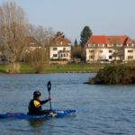 Auf dem Neckar ©Gipfelfieber