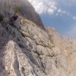 Im Che Guevara Klettersteig ©Gipfelfieber