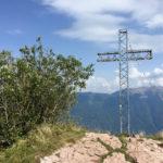 Gipfelkreuz vom Monte Casale ©Gipfelfieber