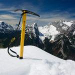 Eispickel und Wetterstein ©Gipfelfieber