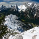 Aufstiegsweg und Weißlehnkopf ©Gipfelfieber