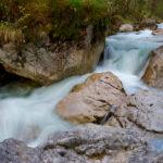 Wasser mit Graufilter ©Gipfelfieber