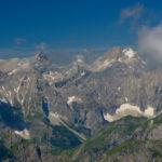 Die Birkkarspitze im Westen ©Gipfelfieber