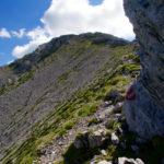 Kurz vorm Gipfelkamm ©Gipfelfieber