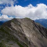 Anspruchsvoller Gipfelzustieg ©Gipfelfieber