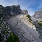Die Westwand der Watzmannfrau ©Gipfelfieber
