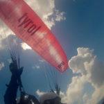 In der Luft ©Gipfelfieber