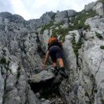 Leichte Kletterei ©Gipfelfieber
