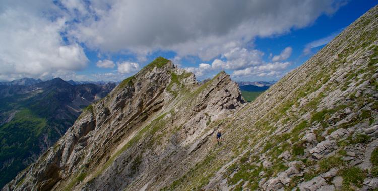 Die Gartner Wand - Der Berg mit zwei Gesichtern ©Gipfelfieber