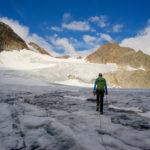 Auf dem Ochsentalgletscher ©Gipfelfieber