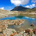 Kleine Lache am Gletscherende ©Gipfelfieber