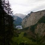 Blick hinab zum Obersee ©Gipfelfieber
