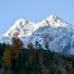 Bergspitzen im Morgenlicht ©Gipfelfieber