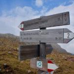 Wegweiser zum Gipfel ©Gipfelfieber